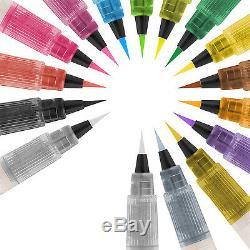 KitAbility Wink of Stella Glitter 16 Brush Marker Set Crafting & Cards