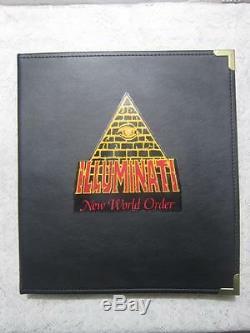 LIMITED 1st Full Set All 412 + Extras! Illuminati INWO Card Game New World Order