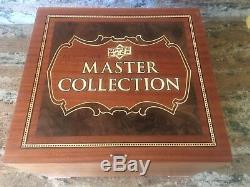 MASTER COLLECTION All-Time Greats Patch CARD Set LOT ALL 30 #/125 MICHAEL JORDAN