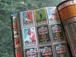 Match Attax 2011/12 2011/2012 Complete Binder Set Of All 465 Cards Folder 11/12