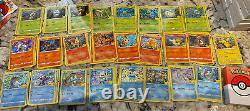 McDonald Pokemon 25th Anniversary Card Complete Master Set All 50 Cards Deck Box