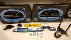 Mini R50 R52 R53 Dash Trim Set, Door cards, h/brake, all other trims