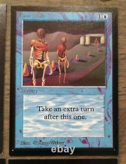 MtG Collectors' Edition Complete Boxed Set (Power9 1993) ALL Cards NM Condition