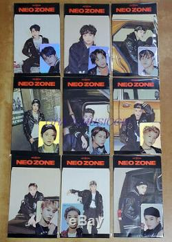 NCT 127 NCT #127 Neo Zone SMTOWN OFFICIAL GOODS ALL 9 HOLOGRAM PHOTO CARD SET