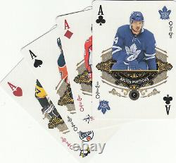 OPC O-Pee-Chee 2020-21 Complete Playing Cards Set (52) (2 to A) with all 4 ACES