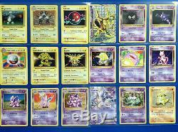 POKEMON EVOLUTIONS COMPLETE MASTER x196 CARD SET ALL EX FULL ART SECRET REVERSE