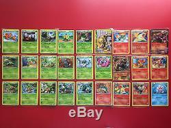 POKEMON TCG BREAKTHROUGH COMPLETE MASTER x302 CARD SET ALL FULL ART SECRET REV