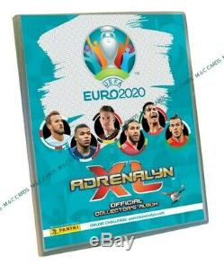 Panini Adrenalyn XL Euro 2020 Complete Full Set / Collection ALL 522 CARDS