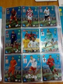 Panini Euro 2020 2021 Adrenalyn XL KICK OFF SET OF ALL 405 Cards & 14 Ltd Cards