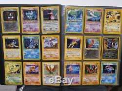 Pokemon Cards Neo Revelation Complete Set Inc All Holos & Shinning Cards 66/64