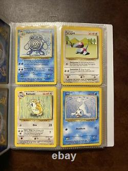 Pokemon Cards WOTC 1999 Full Complete Base Set 1 Through 102 Dm Me For All Pics