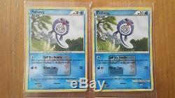 Pokemon HS Unleashed Complete Master Set, all Promos and Staff Cards
