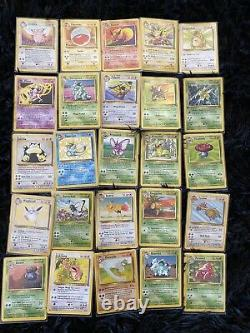 Pokemon Jungle Set WOTC COMPLETE FULL SET ALL Cards ALL HOLOS INCLUDED
