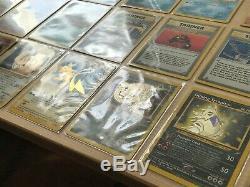 Pokemon Neo Destiny Card Set with ALL SHINING Pokemon +CoroCoro Mew and Shining