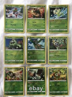 Pokemon Shining Fates Complete Reverse Holo Set Rare! All 46 Cards