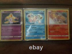 Pokemon Shining Legends Complete 9 Card Shining Set. Mew Rayquaza Lugia All NM+