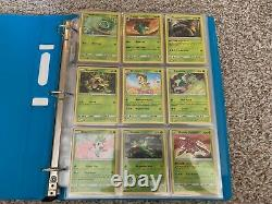 Pokémon Shiny Legends Complete Set All 78 cards N/NM