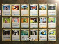 Pokemon Tcg Swsh Sword & Shield Master Set Incl All Reverse Holo 381 Cards