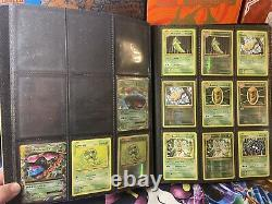 Pokemon card xy evolutions complete master set Including all Charizards Full Art