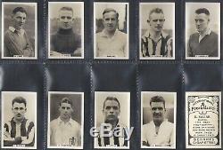 Scerri (malta)-full Set- International Football Ers (f25 Cards) All Scanned