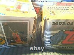 Sealed Brand New 2003 Topps NBA set / includes all Lebron, Wade Bosh RC's