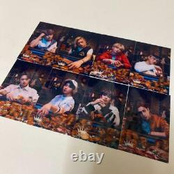 Stray Kids ALL IN Official clear photocard 9 set TOWER RECORDS photo card