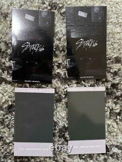 Stray Kids ALL IN Official photocard photo card set Bangchan Bang chan