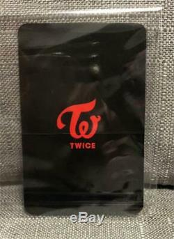 TWICE Stick Pen Light CANDY BONG Z Bonus Photo Card 9 Set All Member Complete