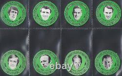 Tonibell-full Set- Team Of All Time (k36 Cards) Football All Scanned