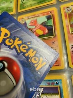 USED OG 151 Pokemon Cards Complete Set All 45 Holos! Vintage Collection
