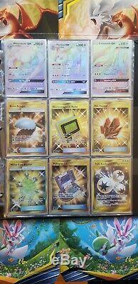 Unbroken Bonds Master Set! Complete Set of SMUBB Pokemon Cards, All NM/MINT