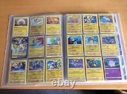 Vivid Voltage Complete Master Pokemon Card Set, All Secret Rares, Pikachu 345/345