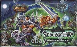 World of Warcraft TCG Scourgewar Wrathgate Complete Card Set (All 220 Cards)