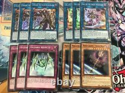 YuGiOh Binder Entire! Soul Fusion Set Contains all 100! Cards SOFU 0-100