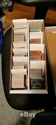 Yu-Gi-Oh Massive Collection LOB-AST All Old School Sets! Over 2000 cards! Y13