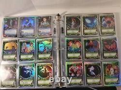 Yu Yu Hakusho TCG CCG Dark Tournament Foil Holo Set, All 122 Cards In Foil