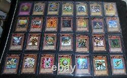 Yugioh Complete Invasion of Chaos Set 112 Card IOC Set ALL Near Mint to Mint