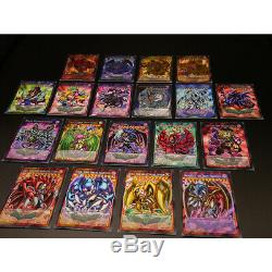 Yugioh ORICA 19x-Set All of our Toon Cards (Holo) Full-Art Custom Collection